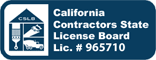 Cal State HVAC CSLB License