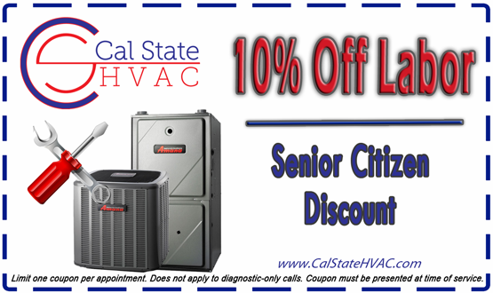 Senior Service Coupon